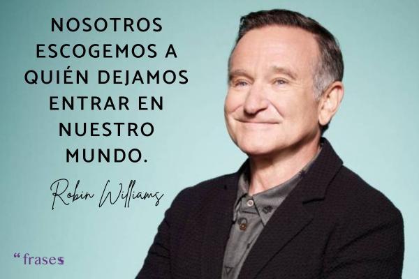 Frases de Robin Williams