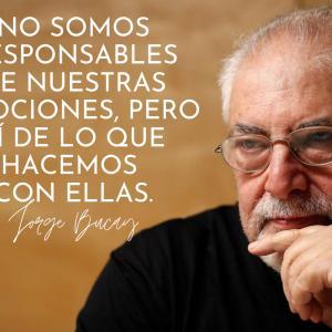 Frases de Jorge Bucay
