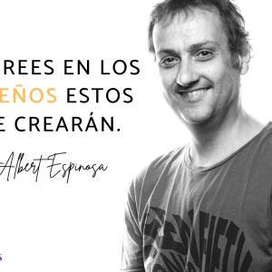 Frases de Albert Espinosa
