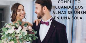 Frases para felicitar a los novios