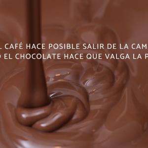 Frases de chocolate