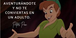 Frases de Peter Pan