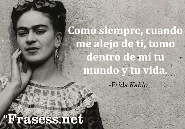 50 Frases Inolvidables De Frida Kahlo50 Frases Memorables