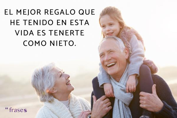 Frases de abuelos a nietos