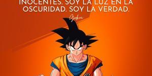Frases de Goku