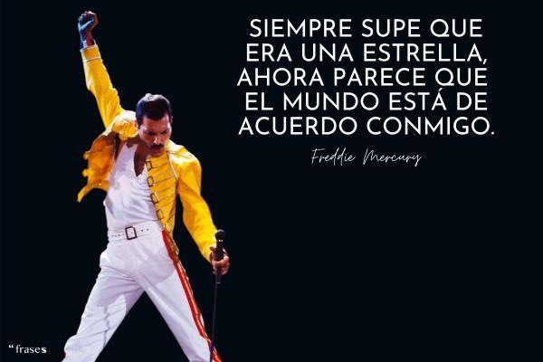 Frases de Freddie Mercury