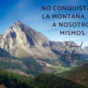 Frases de montaña