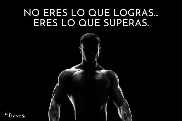 Frases motivadoras de gym