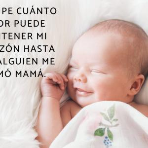 Frases para un recién nacido