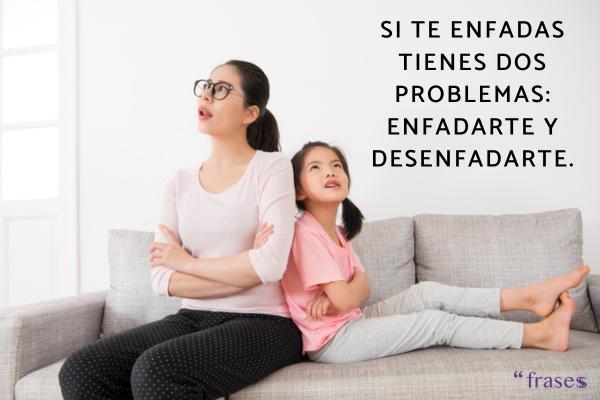 Frases típicas de madres