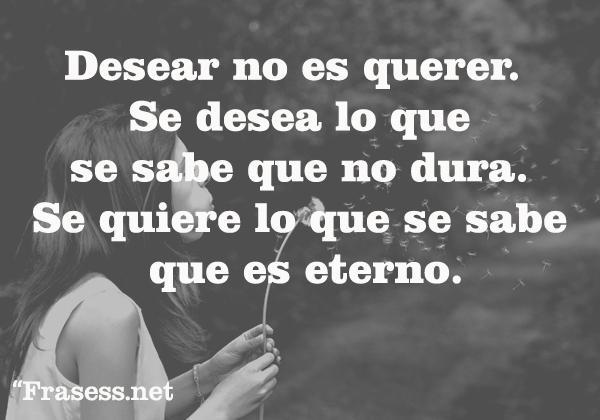Frases De Amor Eterno E Incondicional Frasessnet