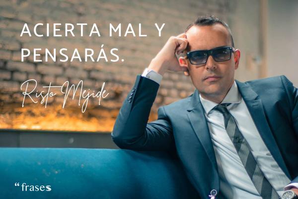 Frases de Risto Mejide