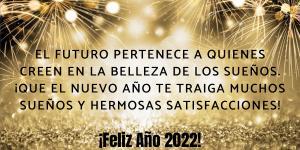 Frases de Año Nuevo 2022