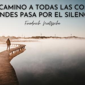 Frases sobre el silencio