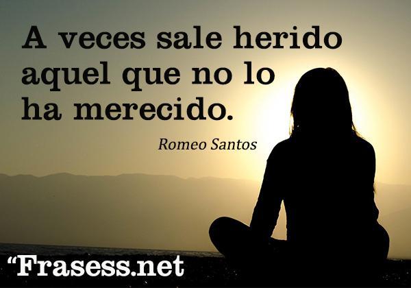 Frases De Romeo Santos No Te Las Pierdas