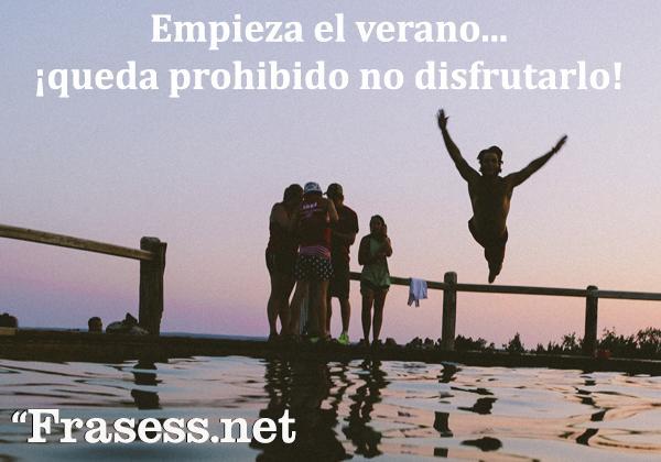 60 Frases De Verano Y Frases De Playa Perfectas Para