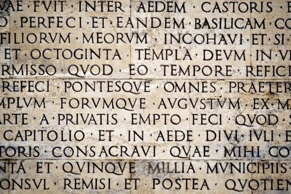 Frases en latín traducidas