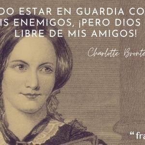 Frases de Charlotte Brontë