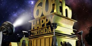 Frasi di auguri per il compleanno dei 60 anni