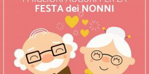 Auguri per la Festa dei Nonni
